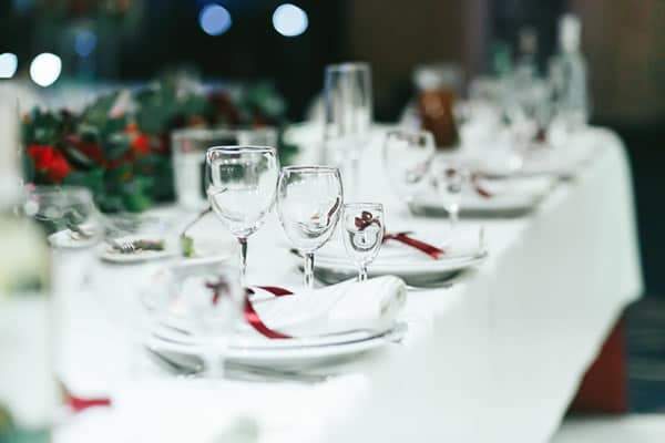 wedding catering companies