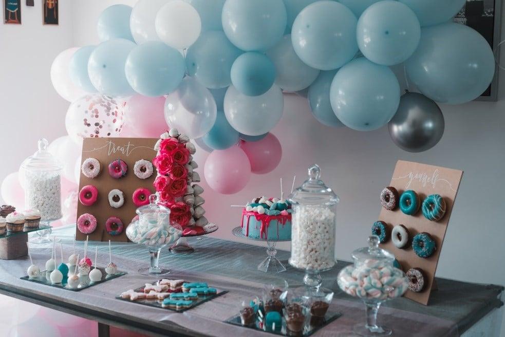 5 ideas de catering para fiestas infantiles
