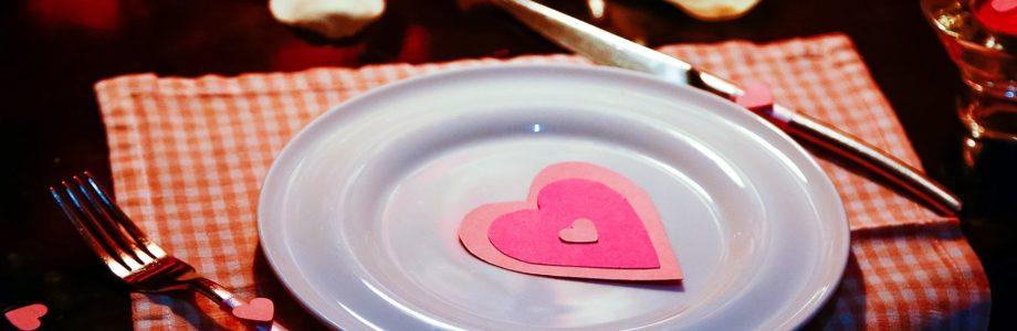 Consejos para organizar una cena romántica en San Valentín